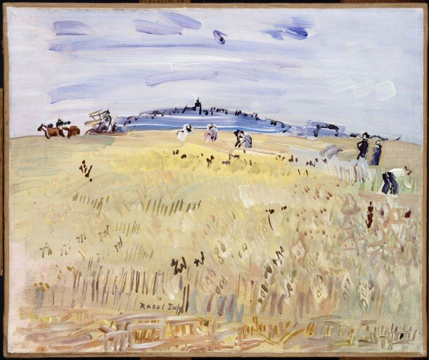 Langres Raoul Dufy