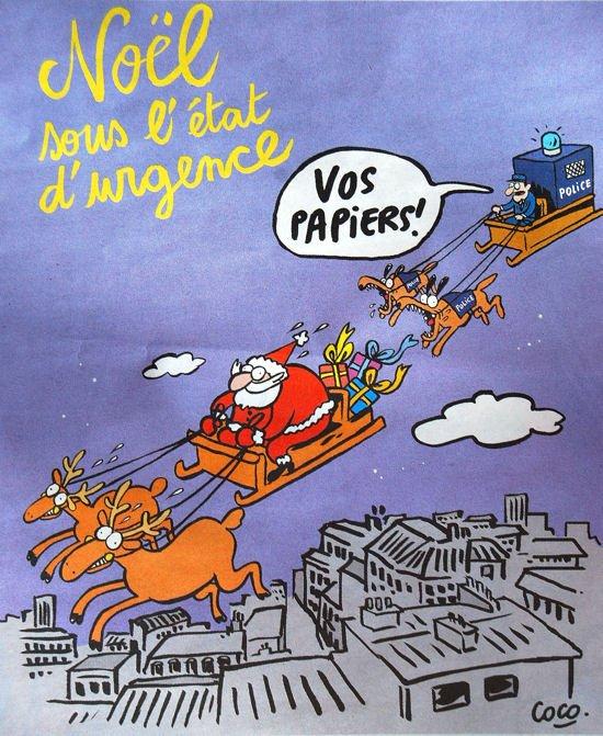 Charlie Hebdo Noel blog 2