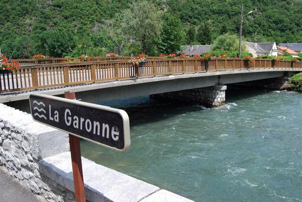 Saint-Béat autre pont blog