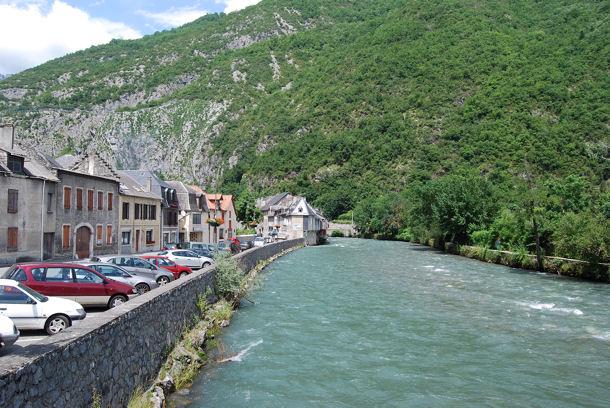 Saint-Béat la Garonne blog