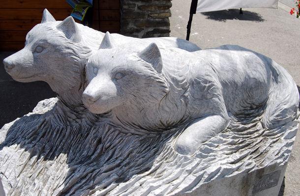 Saint-Béat loups blog