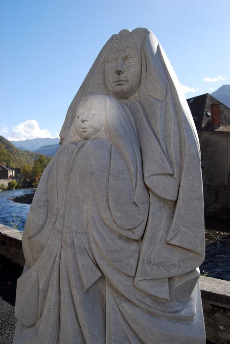 Saint-Béat vierge blog1