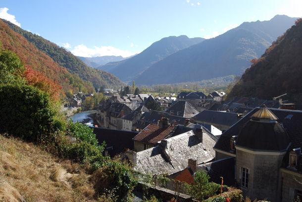 Saint-Béat vue générale blog