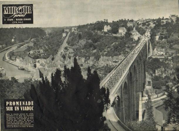 Pont de Dinan 1950-07-19-Miroir+Sprint