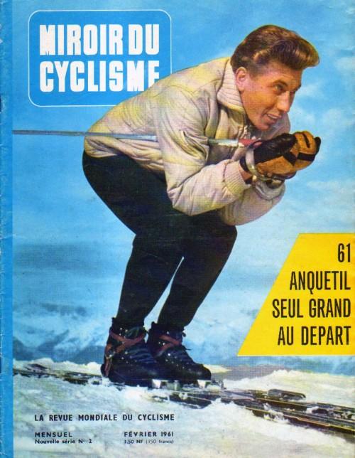Anquetil à Saint-Gervais