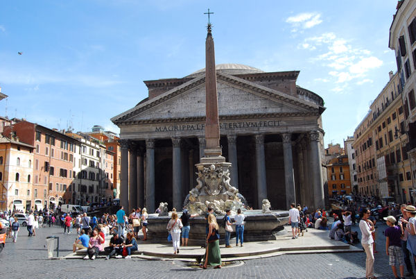 Pantheon blog