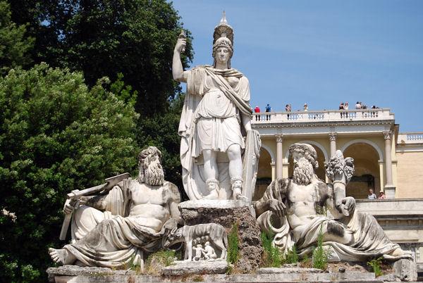 Piazza del Popolo  blog3