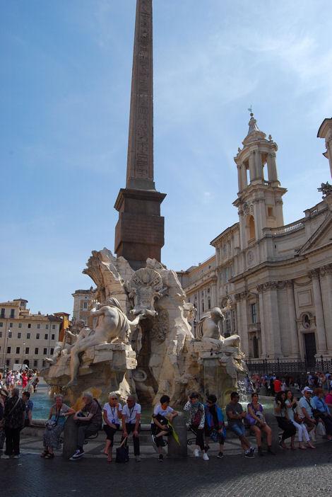 Piazza Navona blog 1