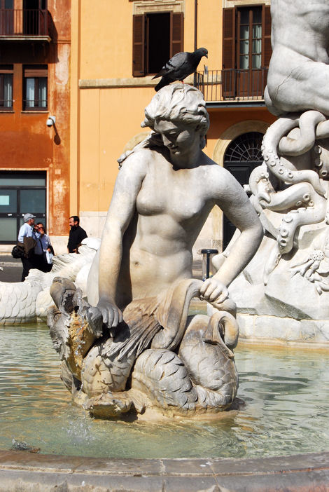 Piazza Navona Maure blog 8