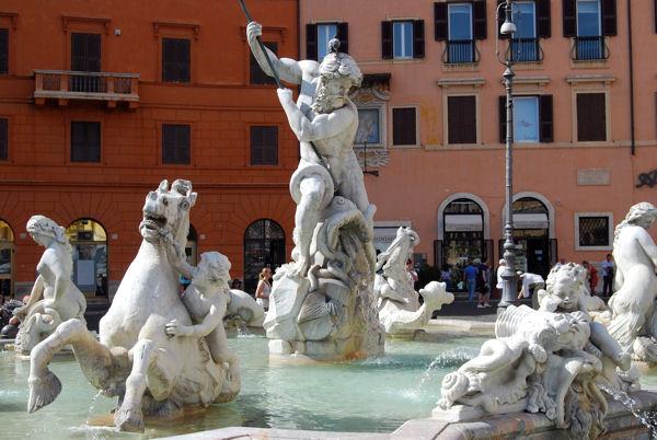 Piazza Navona Maure blog 9