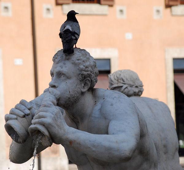 Piazza Navona Neptune  blog 11