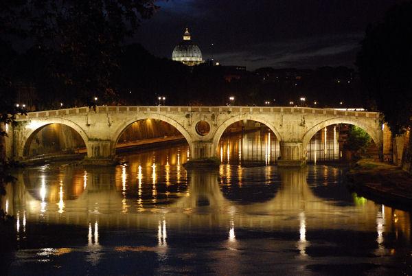 Roma Pont Sisto blog1