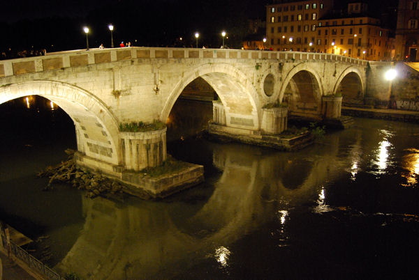Roma Pont Sisto blog2