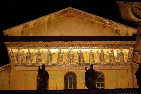 Roma Santa Maria de Trastevere blog2