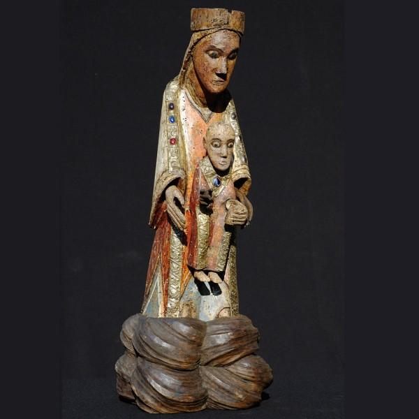 Vierge à l'enfant Susa
