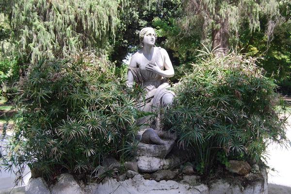 Jardin Borghese blog3