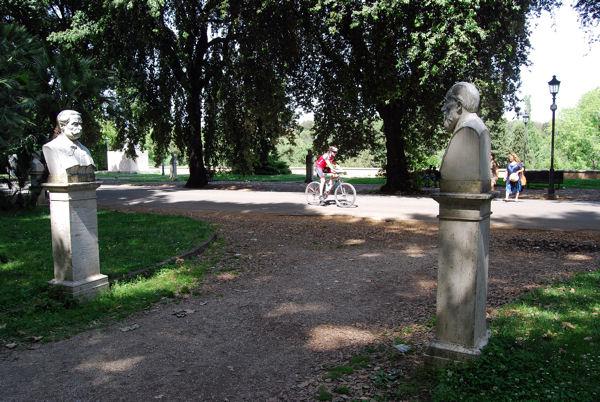 Jardin Borghese blog4