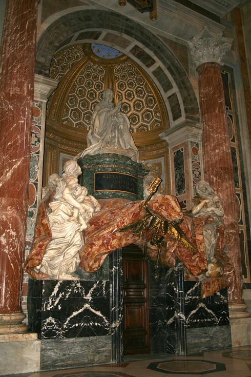 Monument Alexandre VII