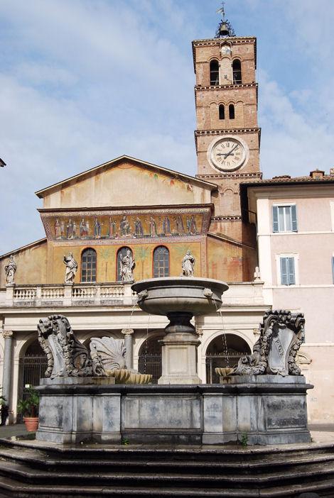 Piazza Trastevere blog 2