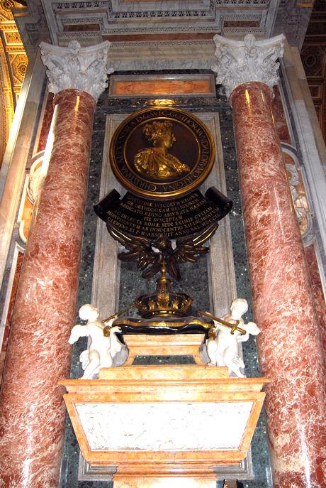 Saint Pierre Christine de Suède blog