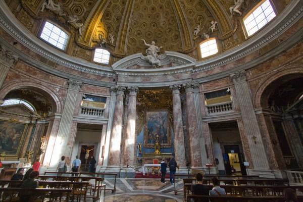 Sant' Andrea del quirinale blog