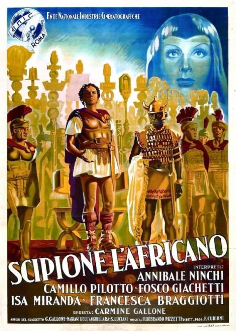 Scipion l'Africain affiche blog