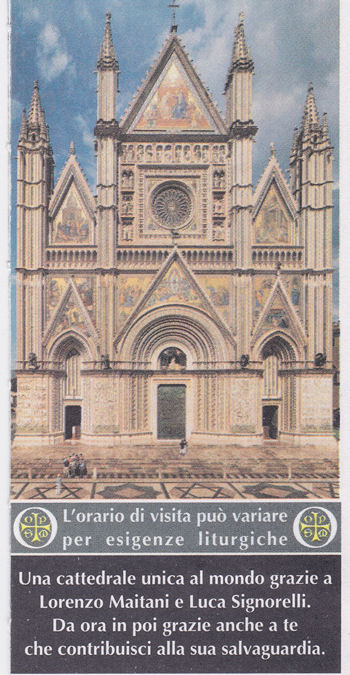 Billet orvieto blog