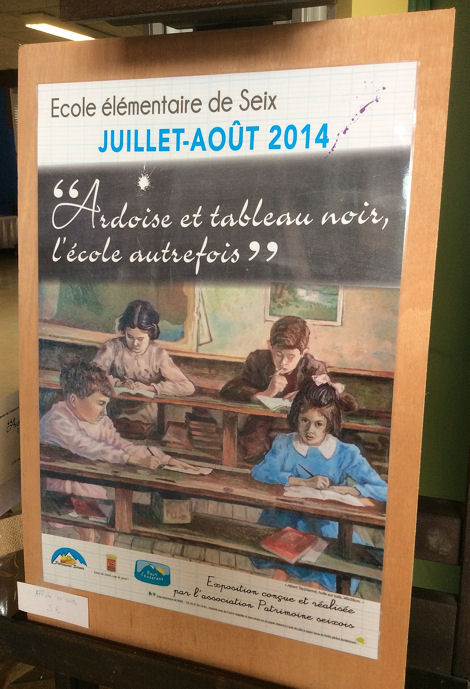 Expo école Seix blog 1