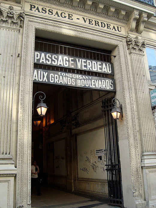Passage Verdeau blog 1