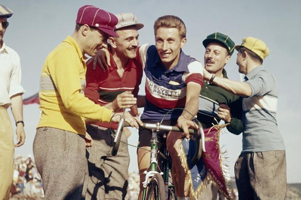 Anquetil et Freres Jacques