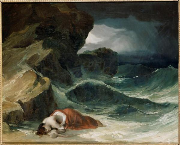 L'épave Géricault