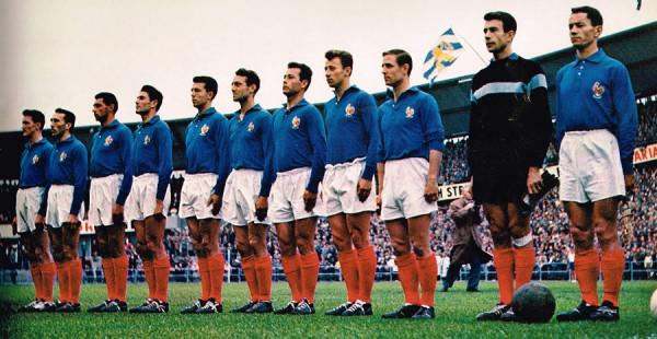 Equipe de France en Suède