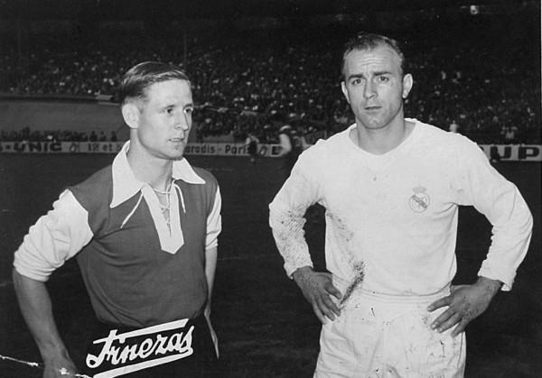 Finale 1956 Kopa Di Stefanol