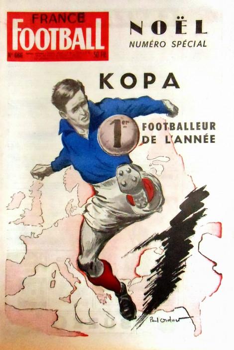 France-Football Kopa
