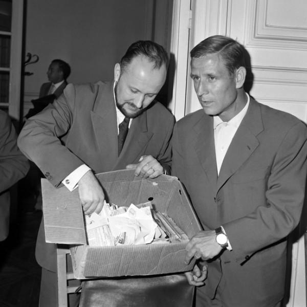 Kopa et Maître Bertrand