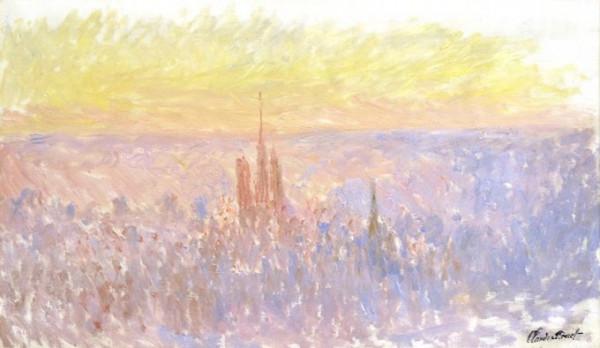 Monet-Rouen