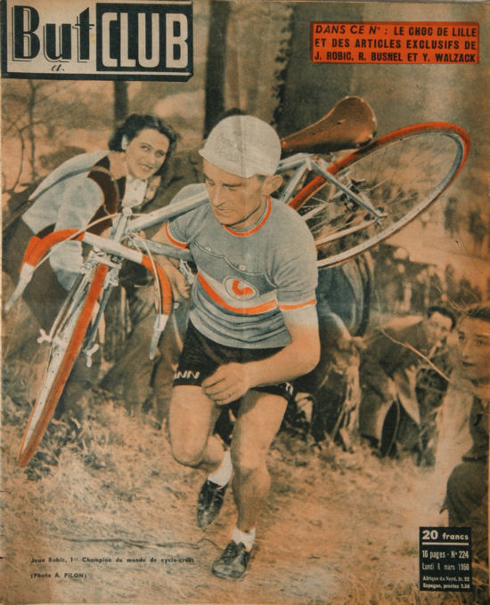 Robic blog Champion du monde cyclo-cross