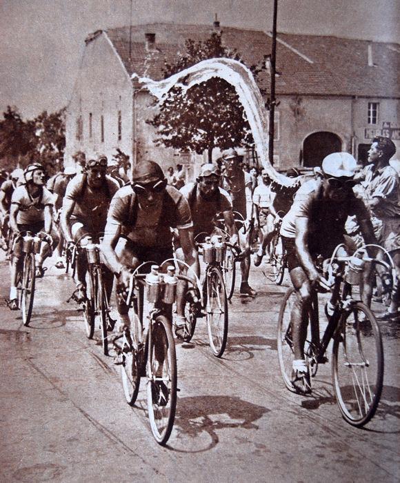 Robic blog Tour 1947 canicule