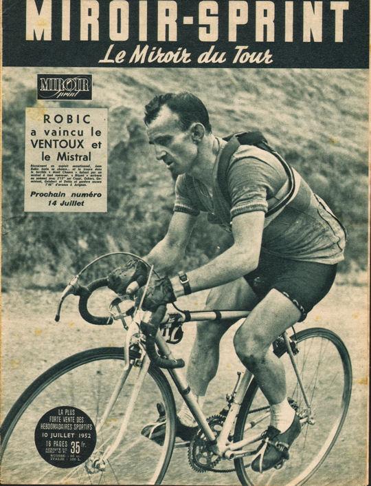 Robic blog Tour 1952 Ventoux 1
