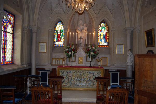 Breteuil chapelle  blog