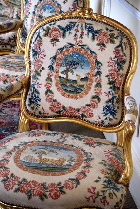 Breteuil fauteuil  blog