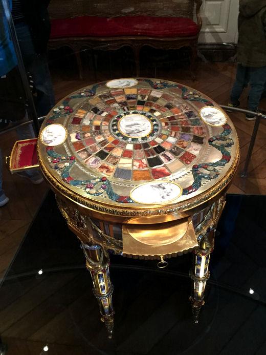 Breteuil Table Teschen blog