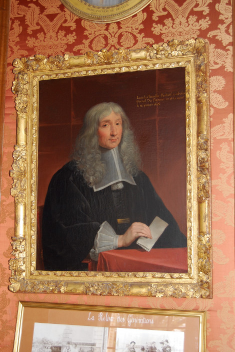 Breteuil Louis le Tonnelier blog