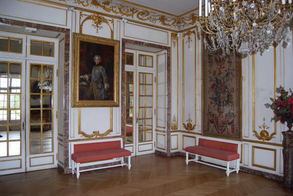 Breteuil salon doré blog