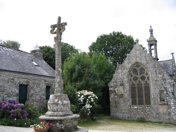 Chapelle ND Bonne Nouvelle Locronan