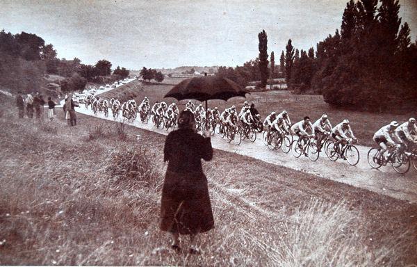 Tour 1957 à Parcoul (Dordogne) blog
