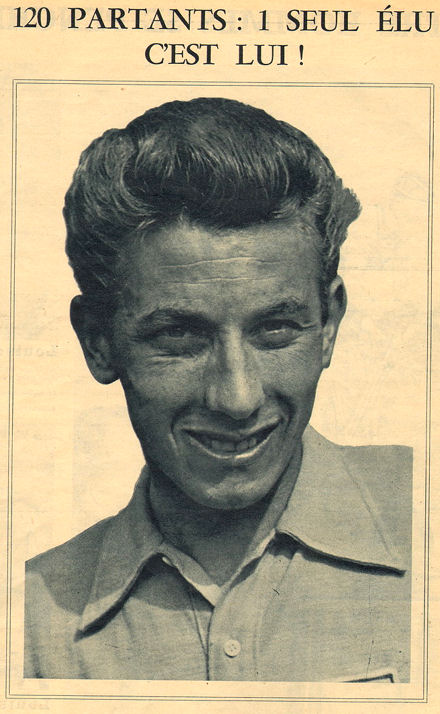 Tour 1957 Anquetil un seul élu blog