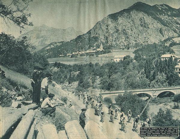 Tour 1957 Briançon-Cannes blog 6