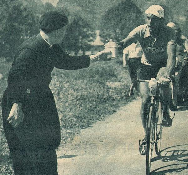 Tour 1957 Briançon Forestier blog