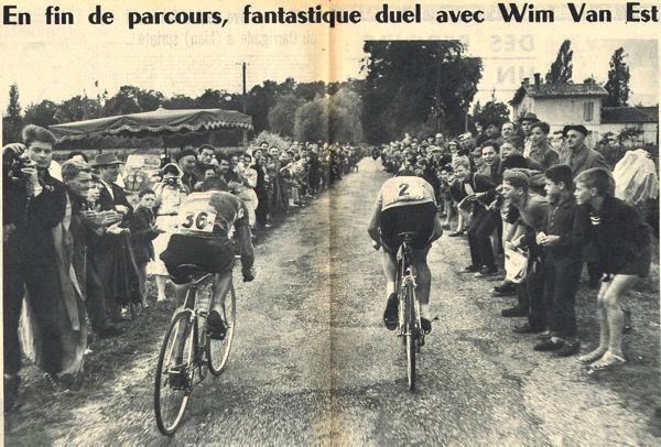 Tour 1957 CLM Libourne avec Van Est blog2